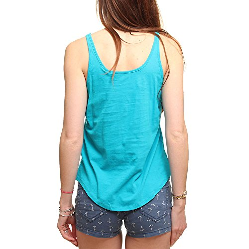 O'Neill Damen LW Logo Tank Top - CAPRI BREEZE
