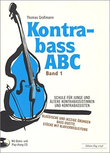 Kontrabass ABC Vol 1