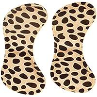 Zwei Paare bequemer Schuh Kissen Anti-Rutsch-Pads Heel Innensohle-A preisvergleich bei billige-tabletten.eu