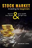 Stock Market For Beginners: How to buy Stocks and grow wealth the right way (English Edition)