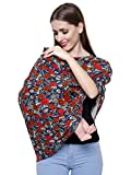 Feather Hug 360°, Nursing covers, Breastfeeding Cover Scarf, Car Seat Canopy, Shopping Cart, High Chair, Breast feeding tops - Best Stretchy Infinity Scarf and Shawl- Multi Use Breastfeeding Cover Up- Vintage Dark Navy Floral Print