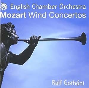 Wofgang Amadeus Mozart : Concertos pour instruments à vent