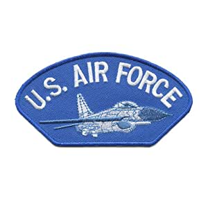 United States Air Force USAF USA Luftwaffe Patch Patches Aufnäher Aufbügler 0009