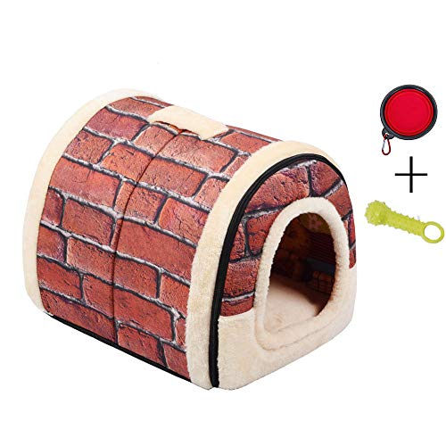 ENKO Hundebetten / Hundehütte / Katzenhöhle /