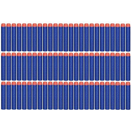 100-pcs-blue-foam-darts-for-elite-series-blasters-toy-gun-refill-pack