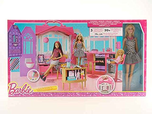 Casa Ufficio Barbie : Barbie chf54 u2013 glam casa vacanze u2013 strange things