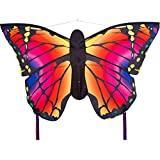 Invento 106543 - Butterfly Kite Ruby L