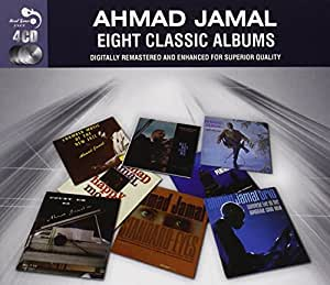 Eight Classic Albums [Audio CD] Ahmad Jamal