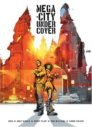 Mega-City Undercover by Andy Diggle (2008-01-15)