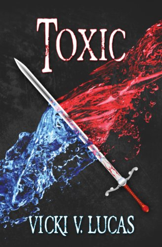 Vicki V. Lucas - Toxic (The Trap Series Book 1)