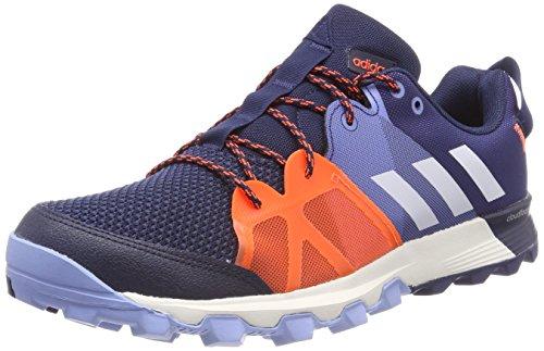 adidas Herren Kanadia 8.1 TR Traillaufschuhe, Blau (Maruni/Casbla/Azucen 000), 47 1/3 EU (Schuh Training Tr Herren)