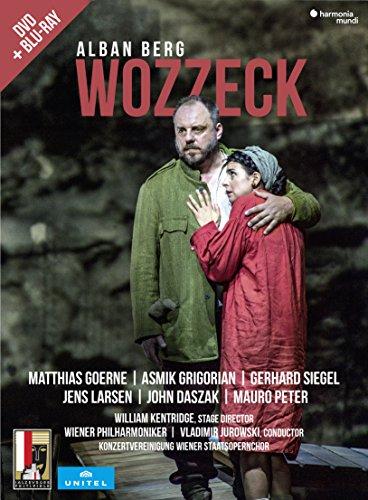 Berg: Wozzeck [DVD+BLU-RAY]