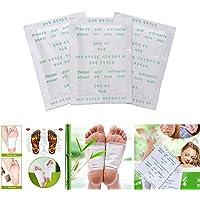 Houkiper Detox Fuß Patches Kräuterreinigung Detox Fuß Pad Fußpflege Gesundheit Stressabbau Verbessern Schlaf... preisvergleich bei billige-tabletten.eu