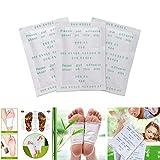 Houkiper Detox Patch per il piede pulizia delle erbe detox foot pad cura del piede salute sollievo dallo stress migliorare il sonno 10 pz