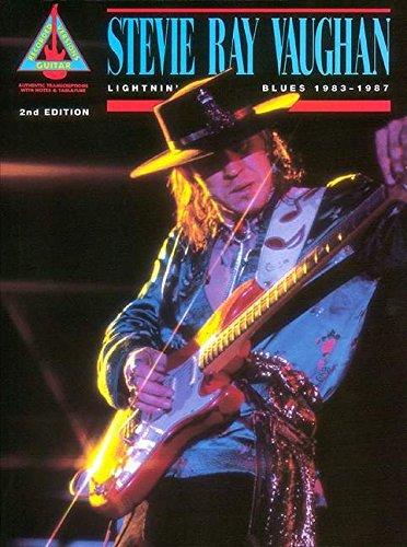 Stevie Ray Vaughan: Lightnin' Blues 1983-1987 - Guitar Recorded Versions