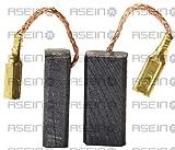 Spazzole in carbone, carboncini, per elettroutensili compatibili con BOSCH-2604320908, Dim: 5x8x18mm (spazzole vendute a coppia)