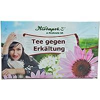 Tee gegen Erkältung mit 6 Kräutern u.a. Ingwer, Echinacea, Holunder, erwärmt, verbessert Durchblutung, stärkt... preisvergleich bei billige-tabletten.eu