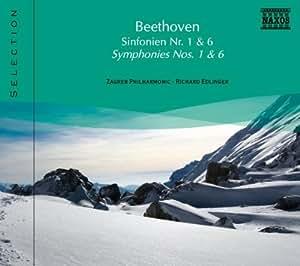 Symphonie Nr. 1+6