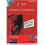 Crime & Company: Compact Lernkrimi Hörbuch. Business English - Niveau B2. American English