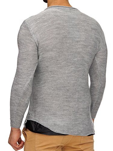 L.A.B 1928 - Pull - Homme Gris