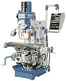 02-1224XL Bernardo Fräsmaschine UWF 90 mit pneumatischer Werkzeugklemmung Fräse