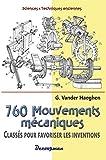 760 mouvements mécaniques