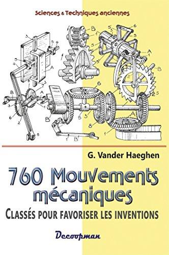 760 mouvements mécaniques par Georges Vander Haeghen