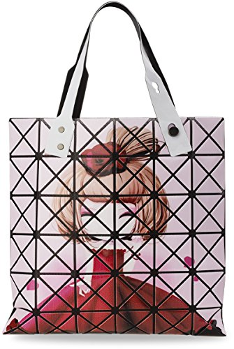 Damentasche Shopperbag 3D dreidimensional Henkeltasche (GIRL) GIRL