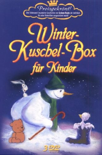 Winter-Kuschel-Box für Kinder [3 DVDs]