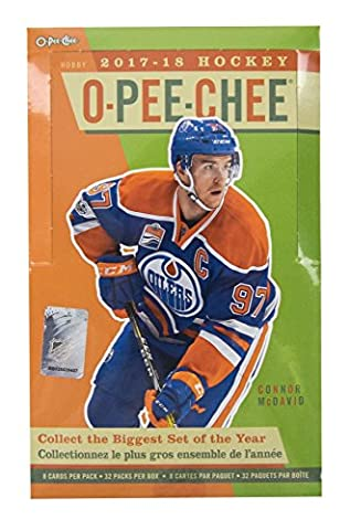 2017-18 NHL O-Pee-Chee [Import allemand]