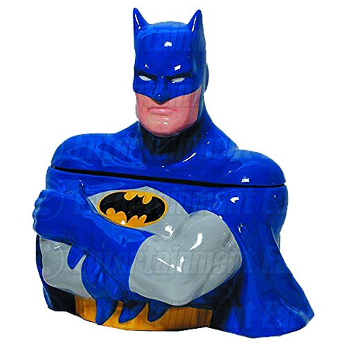 Batman Blau Anzug Cookie Jar – Exklusiv
