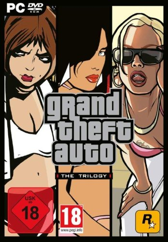 Grand Theft Auto - The Trilogy [Software Pyramide]