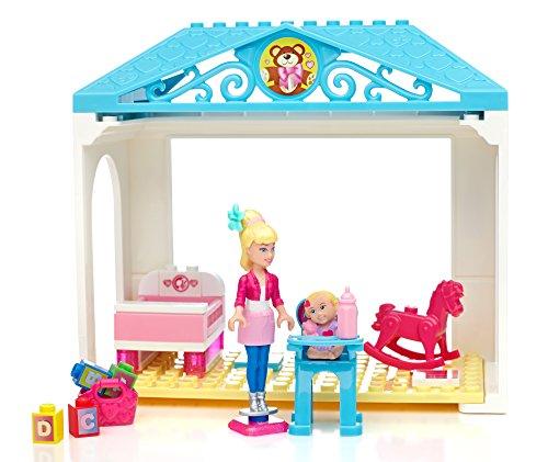 Mega Bloks Mega Bloks Barbie Walk in Closet Building Kit