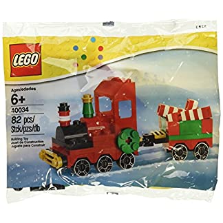 LEGO Estacional: Navidad Train Establecer 40034 (Bolsas)