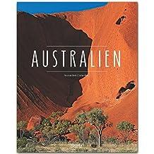 Premium Australien - Premium***-Bildband in stabilem Schmuckschuber mit 224 Seiten und über 340 Abbildungen - STÜRTZ Verlag