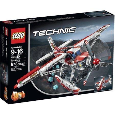 Preisvergleich Produktbild LEGO 2-in-1 Technic Fire Plane 42040 by Generic