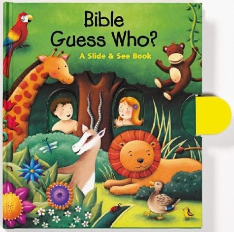 Bible Guess Who? by Allia Zobel-Nolan (2003-07-06)