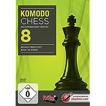 KOMODO CHESS 8: Multiprocessor chess program - Brings creativity back to chess