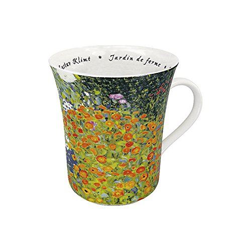 Mug Les Fleurs - Klimt