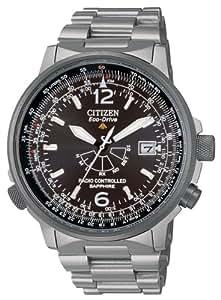 Citizen - AS2031-57E - Montre Homme - Analogique - Bracelet Titane