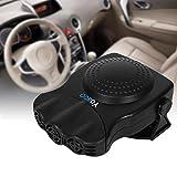 Autoheizung Auto 12V Heizlüfter Multifunktionale Innenraumheizung 150w Autoglas Defroster Heiz- und Kühlvorrichtung
