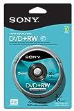 Sony DPW30RS2H - DVD+RW (8cm) x 10 - 1.4 GB - storage media (10DPW30RS2H) -