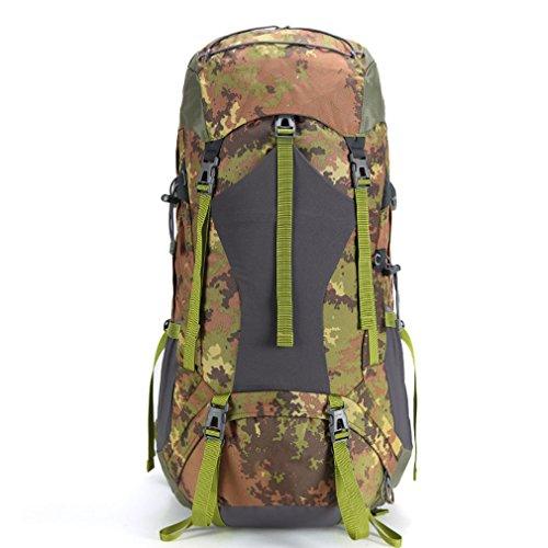 sac à dos GUO de randonnée, Sacs de Trekking 60L, Couleur différente Disponible