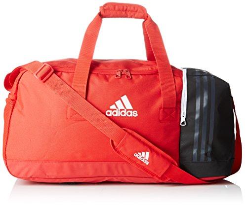 adidas Unisex Tiro M Team-Tasche Scarlet/Black/White