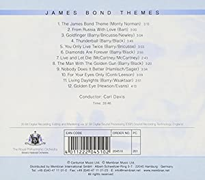 James Bond Themes (Davis, Rpo)