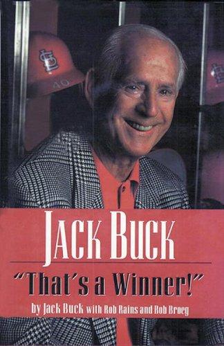 Louis Cardinals Jack (Jack Buck: