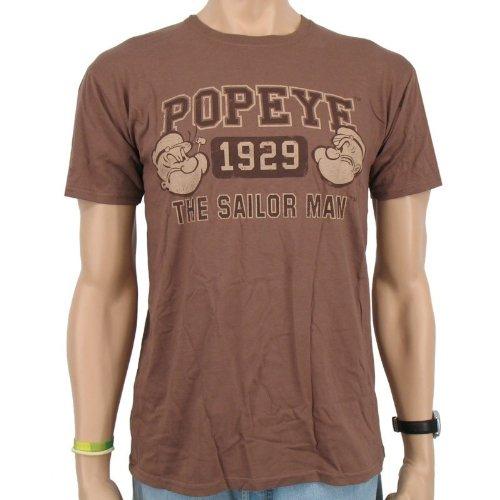 popeye-1929-t-shirt-vintage-brown-s