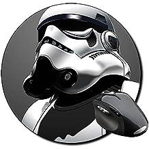 La Guerra De Las Galaxias Star Wars Stormtrooper A Alfombrilla Redonda Round Mousepad PC