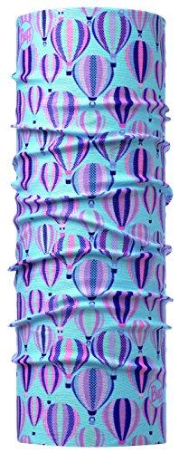 Original Buff 115496.555.10.00 Tubular de Microfibra, Hombre, Multicolor, Talla Única