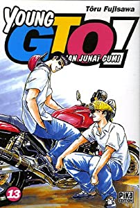 Young GTO Edition simple Tome 13